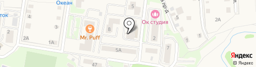 Наш дом, ТСЖ на карте Истры