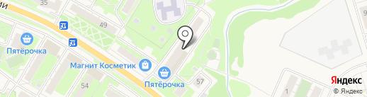 ТФОМС МО на карте Истры