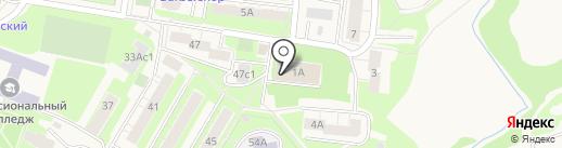 Платежный терминал, Банк Возрождение, ПАО на карте Истры