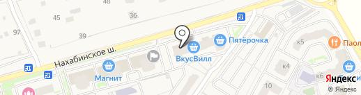 Дигорские пироги на карте Звенигорода