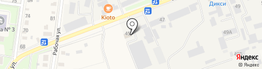 ФронтМастер на карте Истры