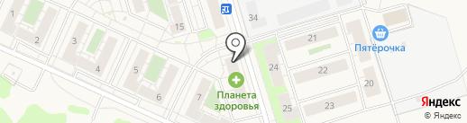 Мультипроцессинг КИТ на карте Истры