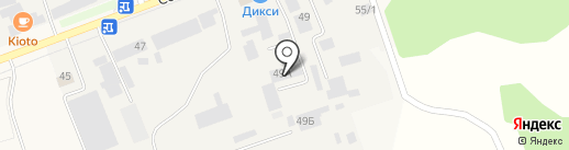 Престиж на карте Истры
