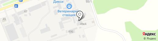 АПОГЕЙ 2000 на карте Истры