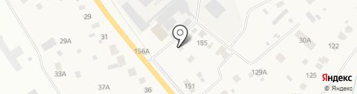 Почтовое отделение №143069 на карте Введенского