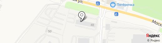 МТА & СЕВАСТЬЯН на карте Истры