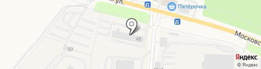 Мастерская Недвижимости на карте Истры