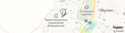 Фельдшерско-акушерский пункт на карте Обухово