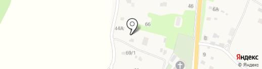 Русмайрас на карте Обухово