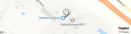 Лаборатория мембранных предохранительных устройств на карте Обухово