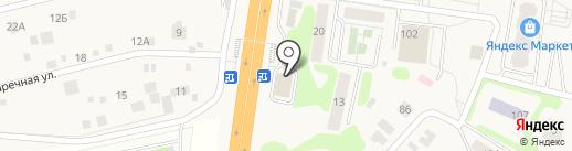 Дикси на карте Павловского
