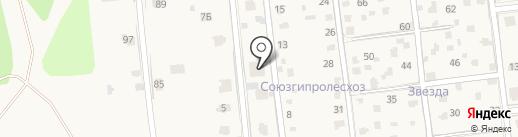 ЗАБОТА на карте Голицыно