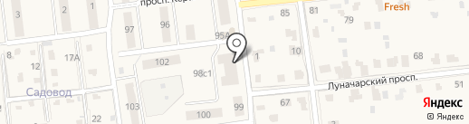 ЖЭУ №1 на карте Голицыно