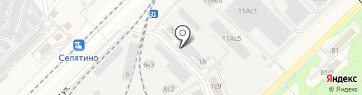 Anet`s School на карте Селятино