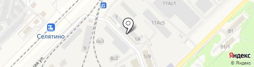 Ростелеком, ПАО на карте Селятино