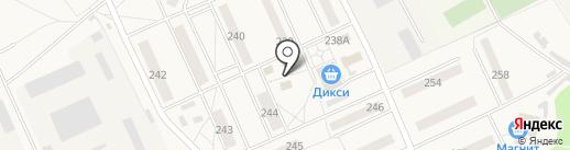 QIWI Post на карте Калининца