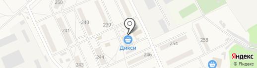 Планета шопинга на карте Калининца
