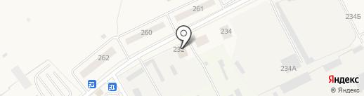 Продуктовый магазин на карте Калининца