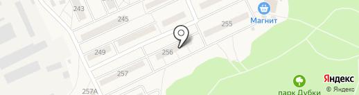 БинокорАвто на карте Калининца