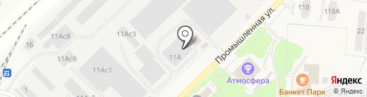 ТД Кайрос на карте Селятино