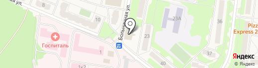 Норма на карте Селятино
