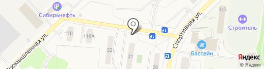 Элла на карте Селятино
