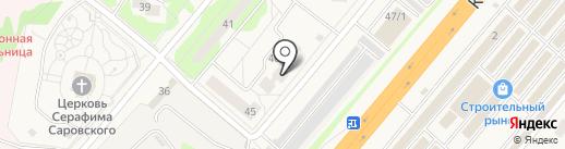 Продуктовый магазин на карте Селятино