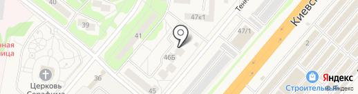 Почтовое отделение №143345 на карте Селятино