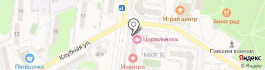 Платежный терминал, Сбербанк, ПАО на карте Селятино