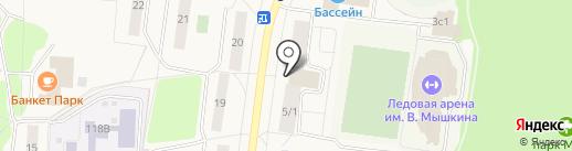 Faberlic на карте Селятино