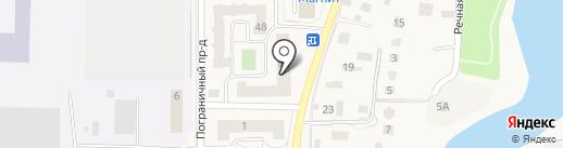 Bmax+ на карте Голицыно