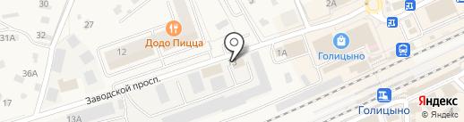 sexshopvip.ru на карте Голицыно