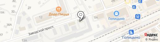 Printo на карте Голицыно