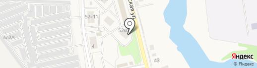 Полина на карте Голицыно