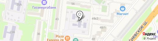 Детский сад №65 на карте Селятино