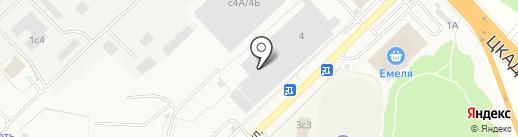 Селятино.ру на карте Селятино