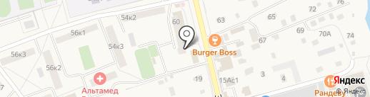 Ник Дизайн на карте Голицыно