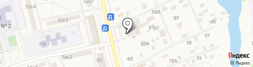 Эстетика Дентал на карте Голицыно