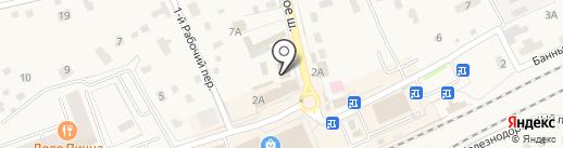Магазин товаров для рыбалки на карте Голицыно