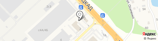Помпончик на карте Селятино