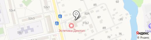 ЭкоОкна на карте Голицыно