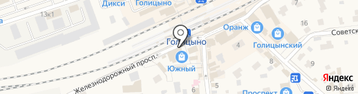 MnogoBike на карте Голицыно