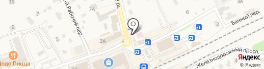 Евросеть на карте Голицыно