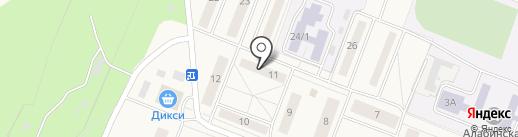 Почтовое отделение №143370 на карте Калининца