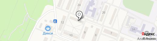 Участковый пункт полиции на карте Калининца