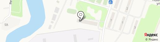 Инженерный центр на карте Больших Вязёмов