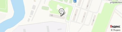 ДАК-СЕРВИС+ на карте Больших Вязёмов