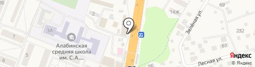 Платежный терминал, Сбербанк, ПАО на карте Калининца
