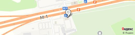 10-й специализированный батальон 1-го полка ДПС ГИБДД на карте Голицыно