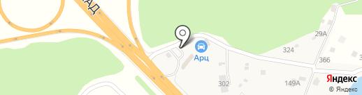 АЗС MMK Petrol на карте Селятино